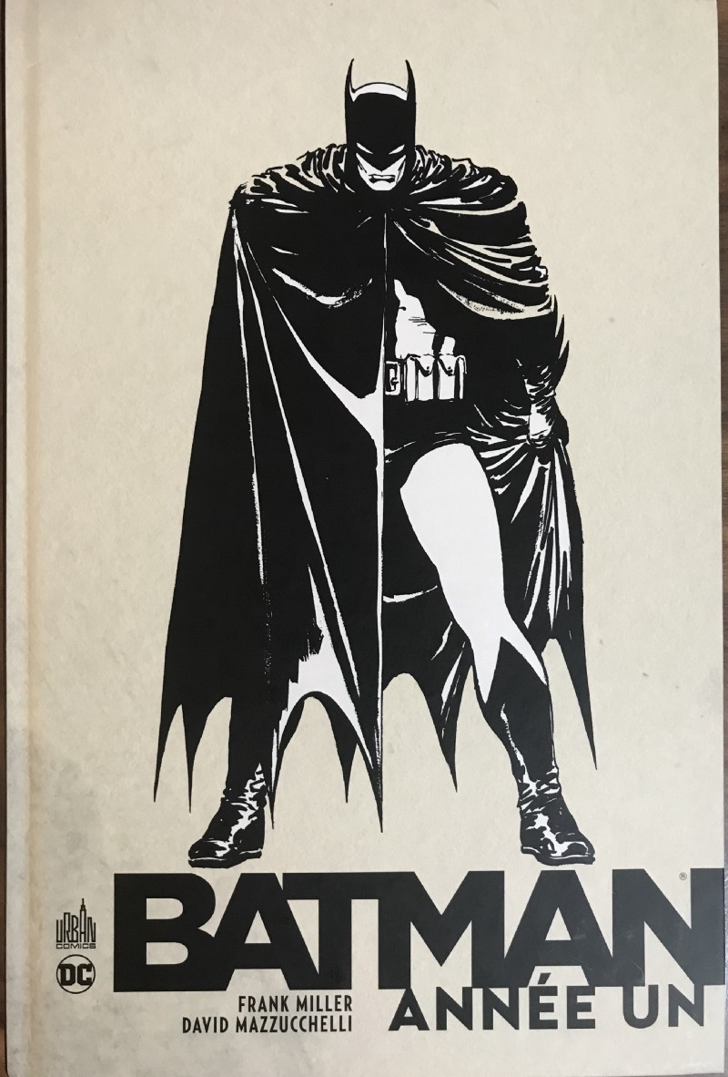 image from «Batman: Year One» by Frank Miller and David Mazzucchelli