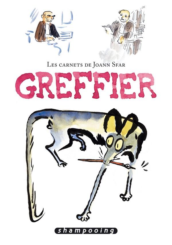 image from «Greffier» de Joann Sfar